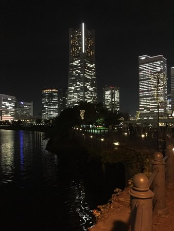 Kishamichi Promenade : From different angle
