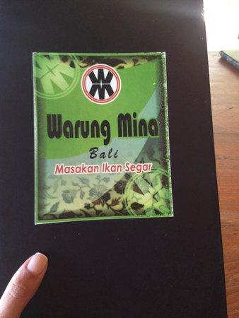 Warung Mina: Название