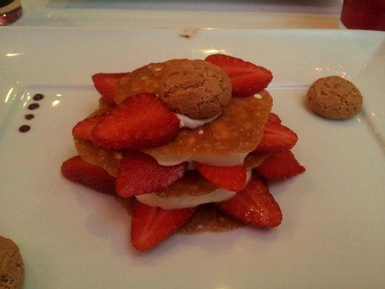La Table du 9: Dessert