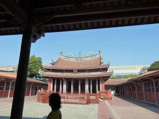 Confucius Temple : 孔子廟