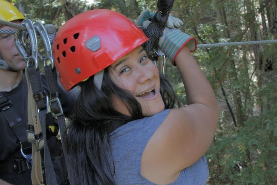 Sonoma Canopy Tours: About to Zip