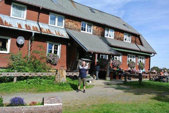 Berggasthof Stubenwasen