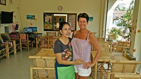 Imchai Thaifood: imchai and joanne