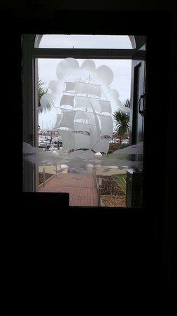 Astala Guest House: The beautiful Astala door
