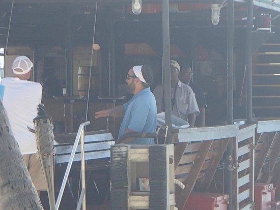 Cruise Ship Excursions - The Legendary Kon Tiki: Capt. Mike
