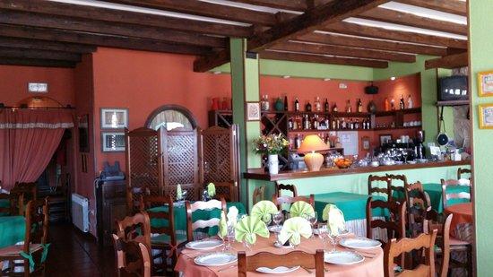 Restaurante La Mesa Segureña