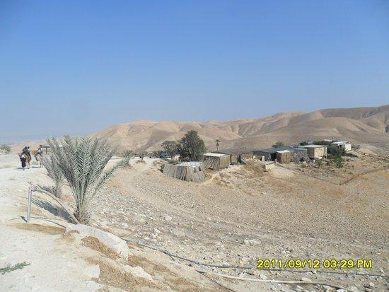 Genesis Land: Abraham's tent