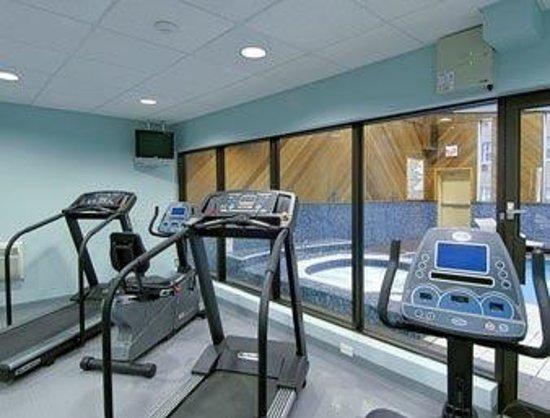 Super 8 Campbellton NB : Cardio Room