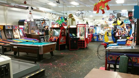 South Beloit, IL: 55+ Arcade games