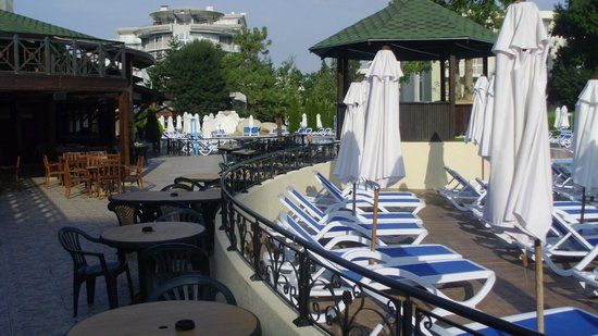Club Calimera Sunny Beach: Poolbereich