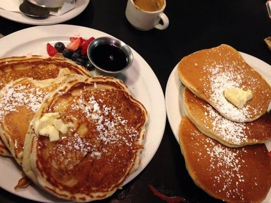 The Scullery: pancakes