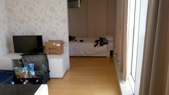 CasaVille Residence Sinchon: комната