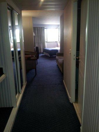Holiday Inn Nice - Saint Laurent Du Var: Dall'entrata