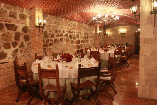 Hotel Alfonso Vi Restaurant Toledo Restaurant Reviews