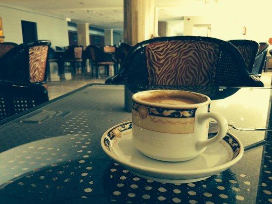 Cala Font Hotel: Бар