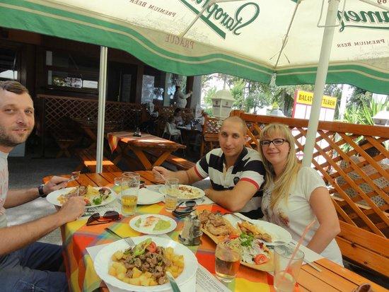 Balaton Etterem: Restaurant BALATON