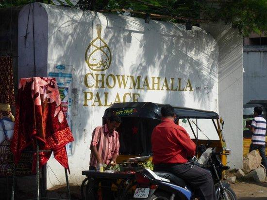 Chowmahalla Palace: Ingresso