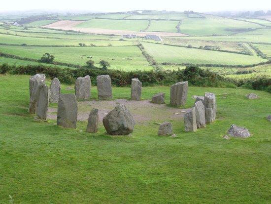 Drombeg Stone Circle: The Circle