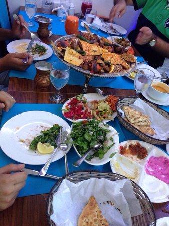 Sofra Istanbul Restaurant: BBQ