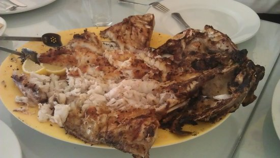Turkish House Restaurant: Beautifully grilled fish