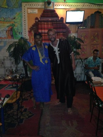 Hostel Waka Waka, Marrakech: The hosts are great fun