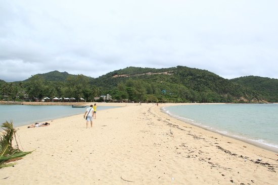 Maehaad Bay Resort: местность