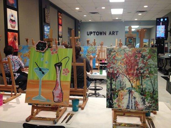Uptown Art Denville