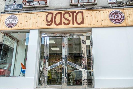 Gasta Good 'n' Healthy