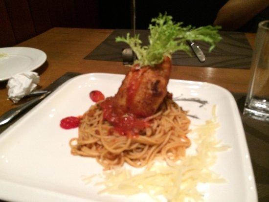 Bocca Kitchen + Bar: Awesome cordon bleu... Hope it will be back on menu soon !!!