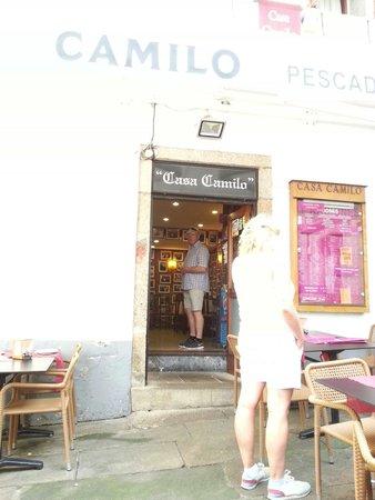 Casa camilo santiago de compostela fotos n mero de tel fono y restaurante opiniones - Casa camilo santiago ...