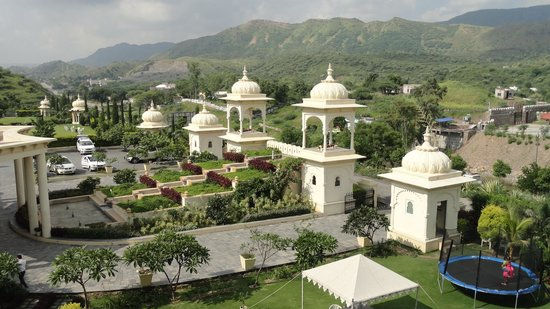 Cm Resort Picture Of Club Mahindra Udaipur Udaipur