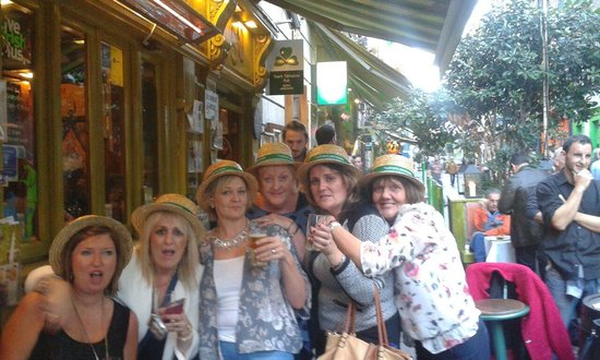 Oliver Saint John Gogarty: Party time xxx