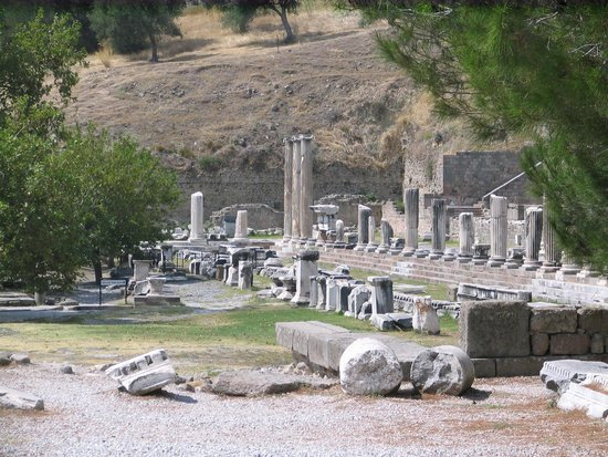 Asklepion - Picture of The Asklepion, Bergama - TripAdvisor