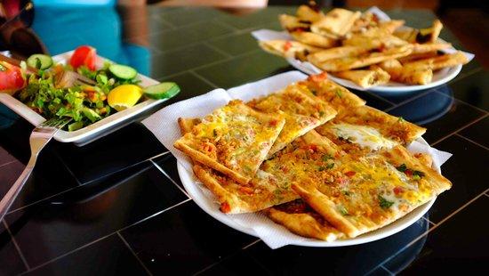 Firin Express: Lunch