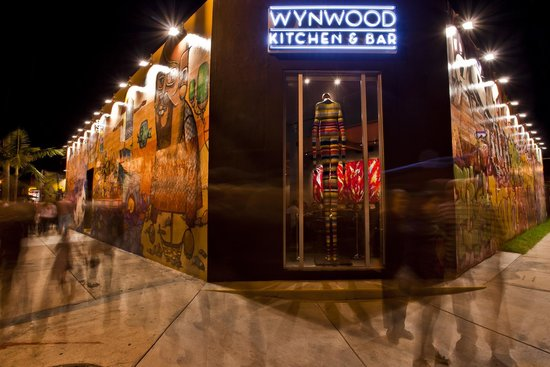 Wynwood Restaurant And Bar Menu