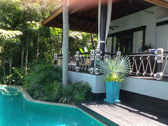 Outdoor Living Space Picture Of Four Seasons Resort Koh Samui Thailand Ang