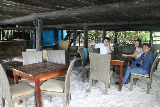 Zulum Beach Club + Cabanas: desayuno delicioso