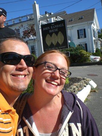 John Randall House: sharing great memories
