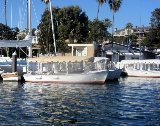 Duffy Electric Boat Als Coast Hwy Newport Beach Ca