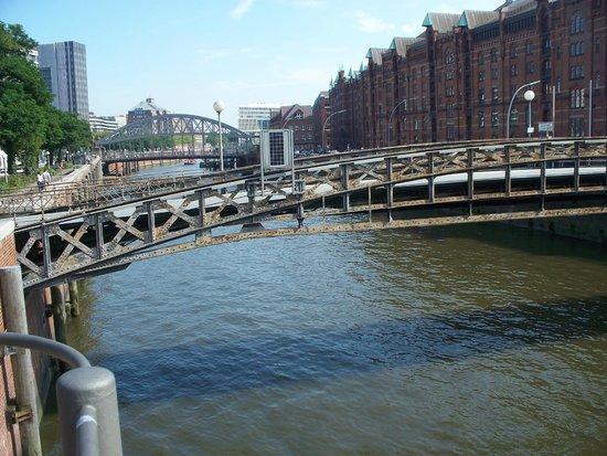 HafenCity: i docks