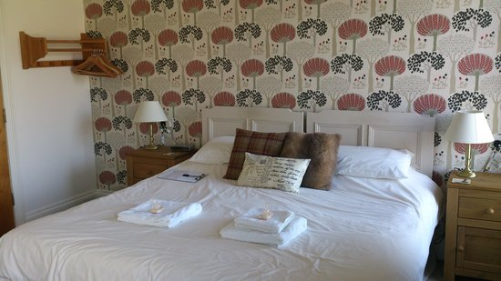 Grassmoor Guest House: beautiful room