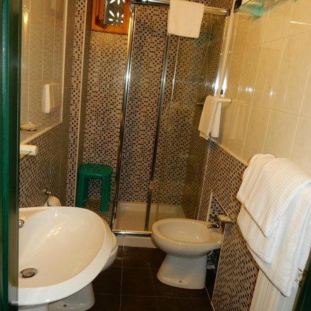 Hotel Leopoldo: thick, fresh towels