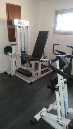 Hotel Miramar: Gym