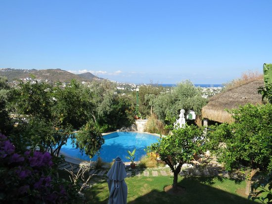 Sandima 37 Hotel Bodrum: View from the family suite
