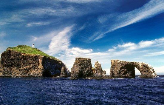 Ventura County Coast, CA: Channel Islands national Park