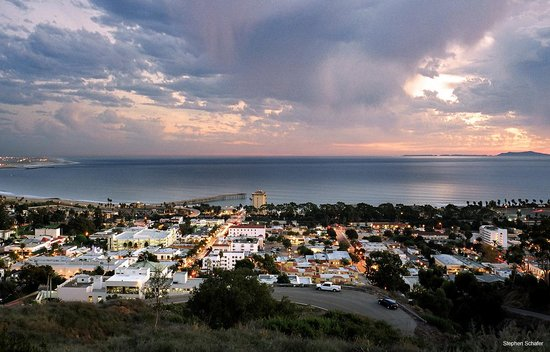 Ventura County Coast, CA: View from Grant Park