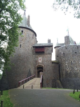 Castell Coch: Castelo de Coch