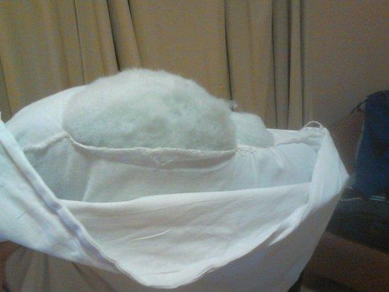 سافوي بلاكبول هوتل: spare pillow