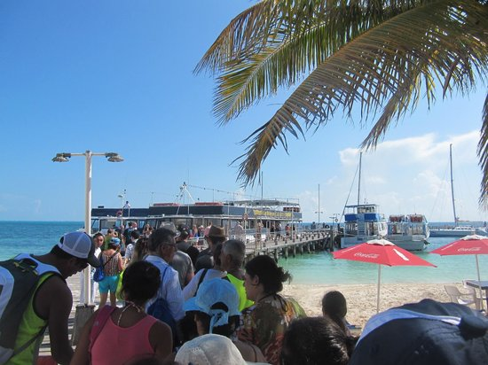 Caribbean Funday: Embarque
