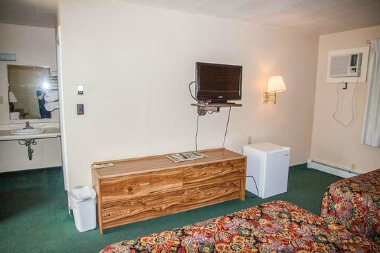 A Western Rose Motel: Double room